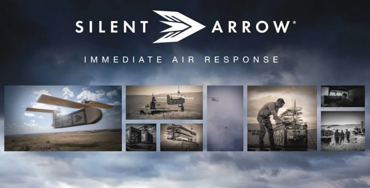 Silent Arrow-drone ondersteunt first responders in stilte